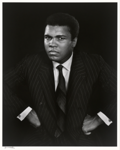 Ali National Portrait